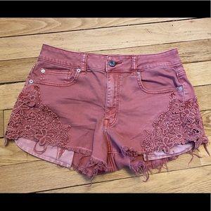AE size 10 shorts